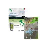 GARMIN- DVD+MICRO SD TREK MAP ITALIA