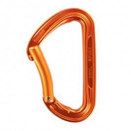 PETZL- NEW SPIRIT BENT GATE