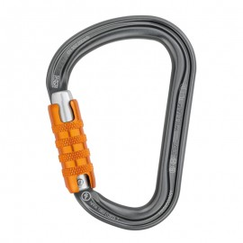 PETZL-MOSCHETTONE WILLIAM TRIACT-LOCK