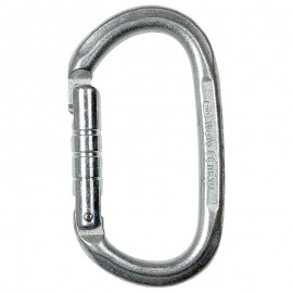 REPETTO- STEEL OVAL CARABINER