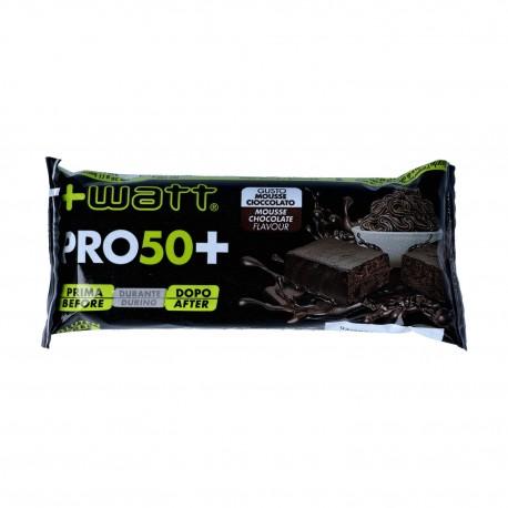 +WATT- BARRETTA CIOCCOLATO PRO50+