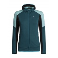 MONTURA- STRETCH COLOR HOODY JACKET lady